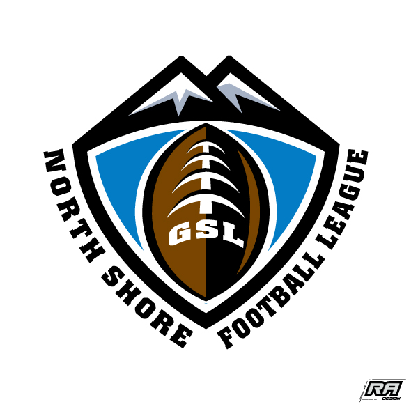 Logo Design by RA-Design - Entry No. 30 in the Logo Design Contest Unique Logo Design Wanted for GSL Football, also known as North Shore Football.