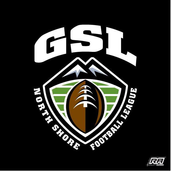 Logo Design by RA-Design - Entry No. 32 in the Logo Design Contest Unique Logo Design Wanted for GSL Football, also known as North Shore Football.