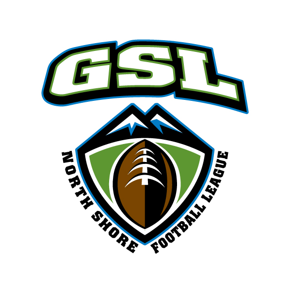 Logo Design by RA-Design - Entry No. 33 in the Logo Design Contest Unique Logo Design Wanted for GSL Football, also known as North Shore Football.