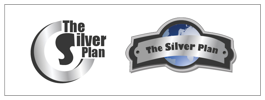 Logo Design by Nada Ahmed - Entry No. 7 in the Logo Design Contest New Logo Design for TheSilverPlan.com.