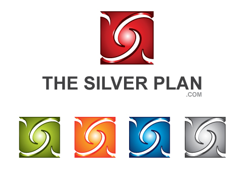 Logo Design by Sohil Obor - Entry No. 11 in the Logo Design Contest New Logo Design for TheSilverPlan.com.