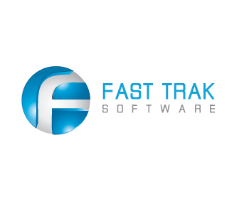 Logo Design by Sohil Obor - Entry No. 7 in the Logo Design Contest Fast Trak Software Logo Design.