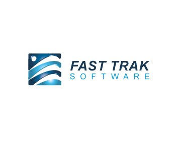 Logo Design by Sohil Obor - Entry No. 10 in the Logo Design Contest Fast Trak Software Logo Design.