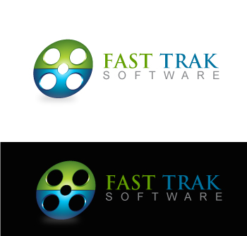 Logo Design by Sohil Obor - Entry No. 11 in the Logo Design Contest Fast Trak Software Logo Design.