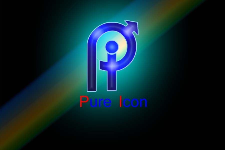 Logo Design by Private User - Entry No. 251 in the Logo Design Contest Fun Logo Design for Pure Iron.