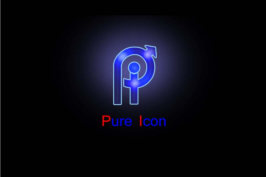 Logo Design by Private User - Entry No. 252 in the Logo Design Contest Fun Logo Design for Pure Iron.