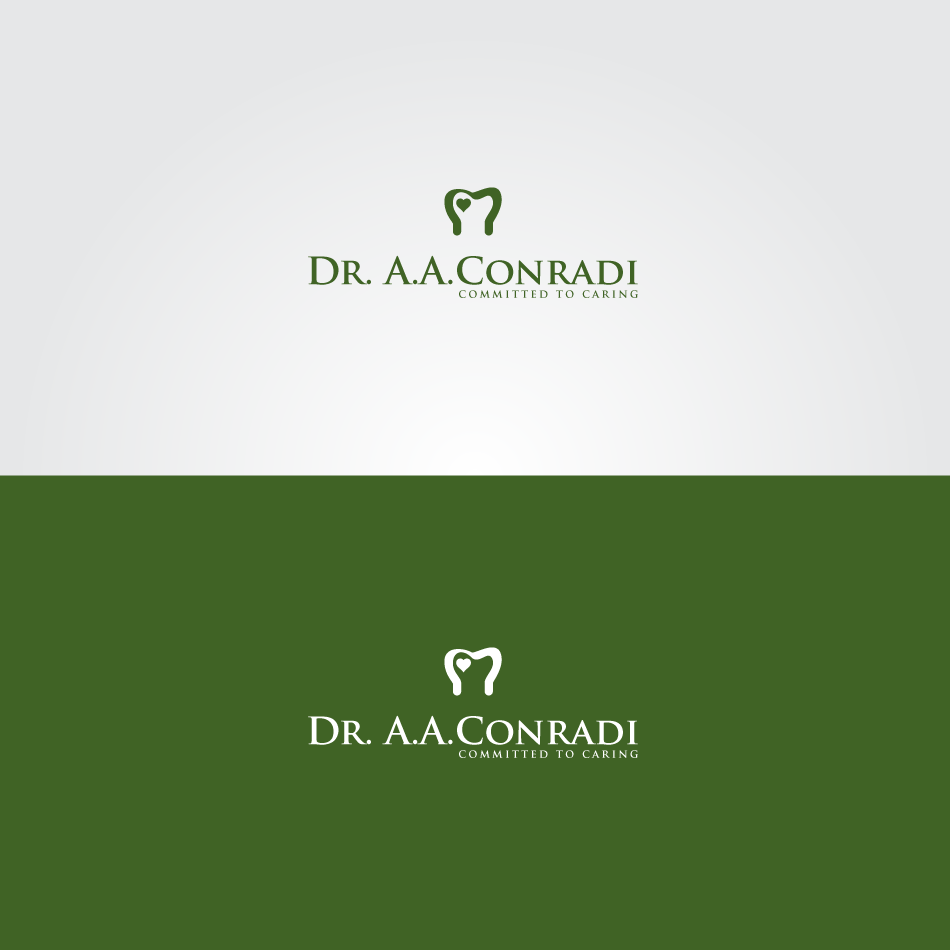 Logo Design by GraySource - Entry No. 7 in the Logo Design Contest Unique Logo Design Wanted for Dr. A.A. Conradi.