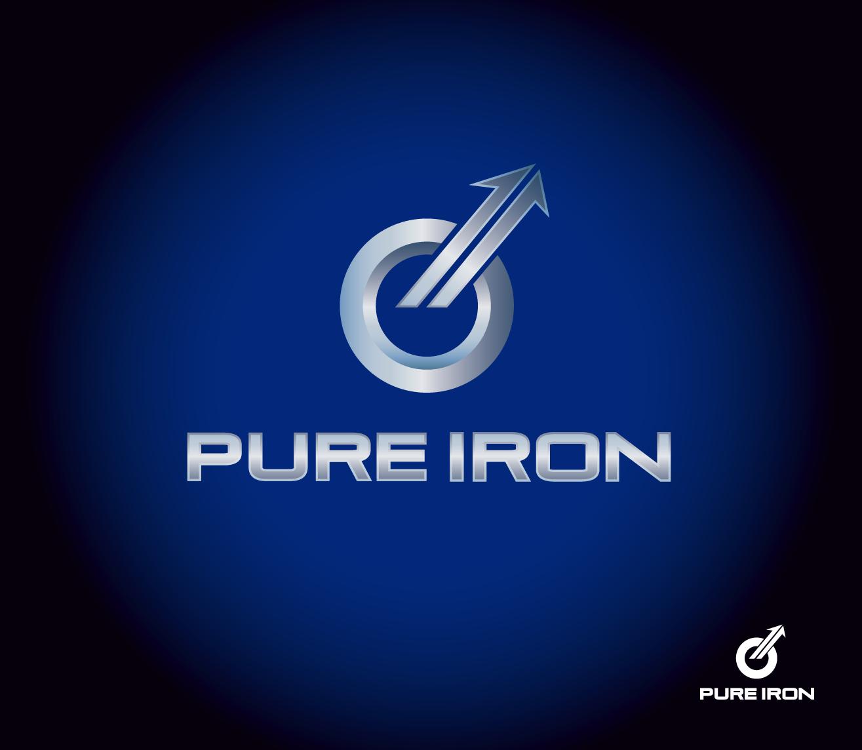 Logo Design by luna - Entry No. 255 in the Logo Design Contest Fun Logo Design for Pure Iron.