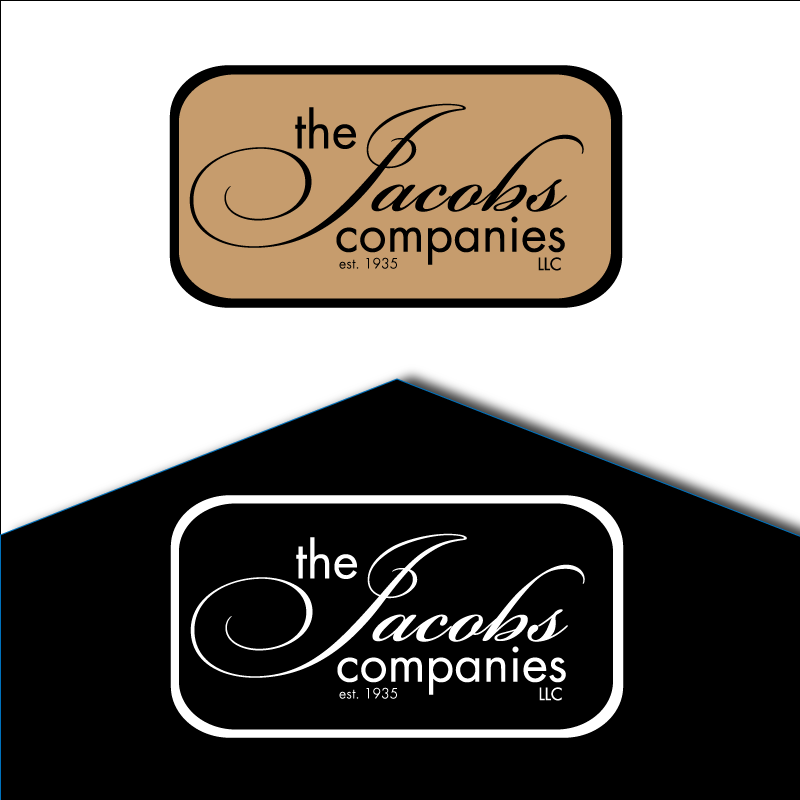 Logo Design by retrobou - Entry No. 99 in the Logo Design Contest The Jacobs Companies, LLC.