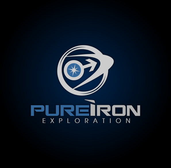 Logo Design by Spayer - Entry No. 266 in the Logo Design Contest Fun Logo Design for Pure Iron.