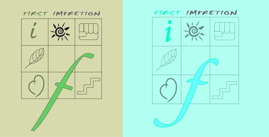 Logo Design by modo - Entry No. 123 in the Logo Design Contest First Impressions Image Consulting Logo Design.