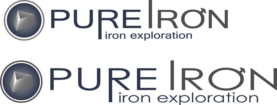 Logo Design by modo - Entry No. 271 in the Logo Design Contest Fun Logo Design for Pure Iron.