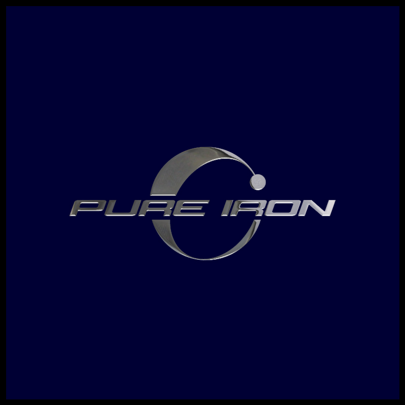Logo Design by Number-Eight-Design - Entry No. 272 in the Logo Design Contest Fun Logo Design for Pure Iron.