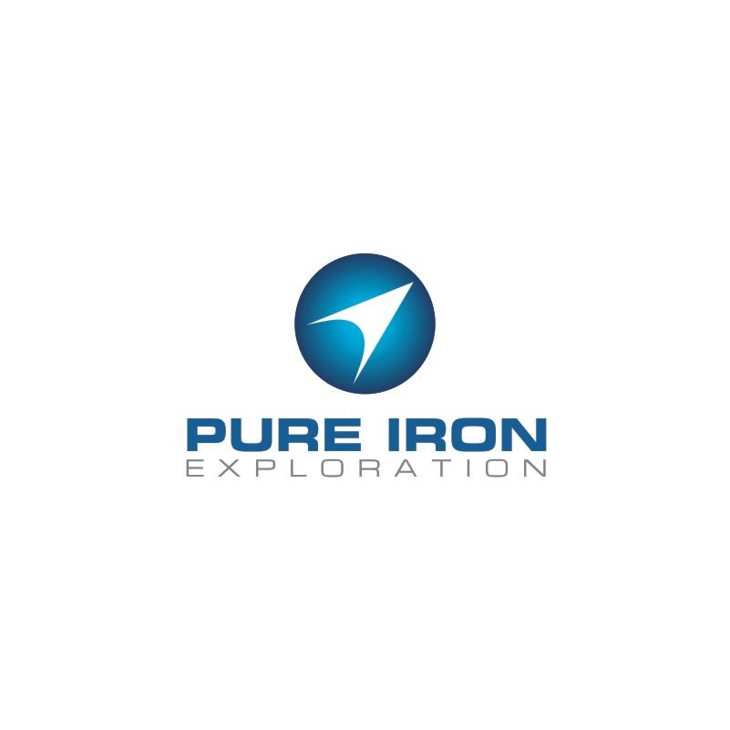 Logo Design by Private User - Entry No. 275 in the Logo Design Contest Fun Logo Design for Pure Iron.