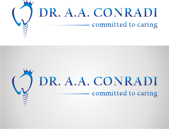 Logo Design by Artbeno Artbeno - Entry No. 12 in the Logo Design Contest Unique Logo Design Wanted for Dr. A.A. Conradi.