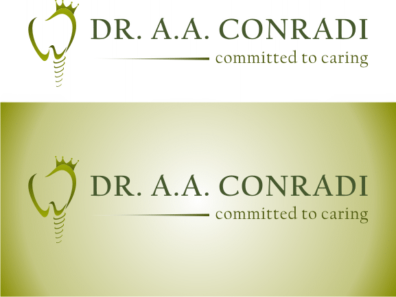 Logo Design by Artbeno Artbeno - Entry No. 13 in the Logo Design Contest Unique Logo Design Wanted for Dr. A.A. Conradi.