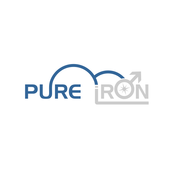 Logo Design by Spayer - Entry No. 279 in the Logo Design Contest Fun Logo Design for Pure Iron.