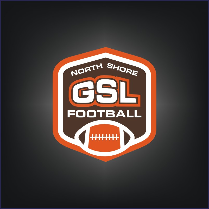 Logo Design by Private User - Entry No. 40 in the Logo Design Contest Unique Logo Design Wanted for GSL Football, also known as North Shore Football.