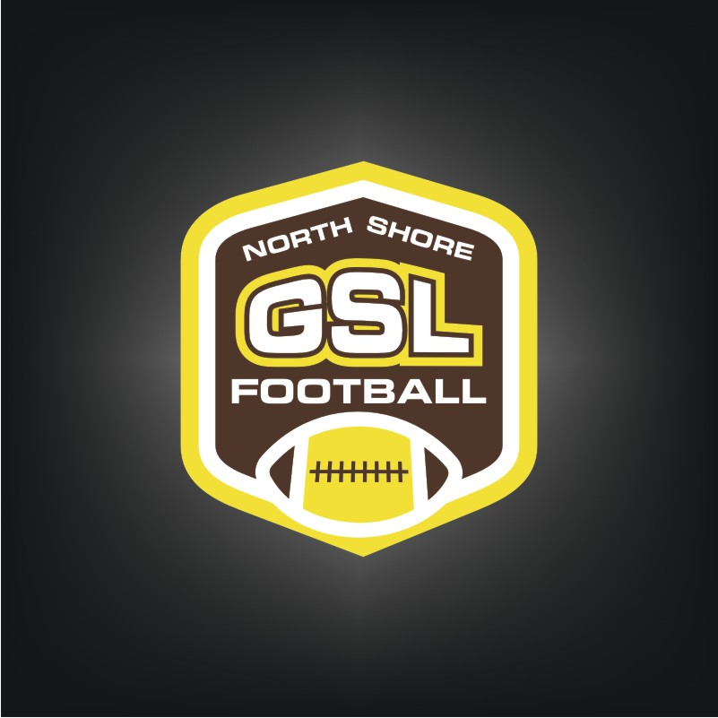 Logo Design by Private User - Entry No. 42 in the Logo Design Contest Unique Logo Design Wanted for GSL Football, also known as North Shore Football.
