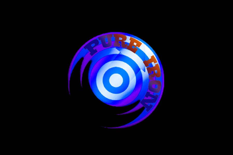 Logo Design by Private User - Entry No. 285 in the Logo Design Contest Fun Logo Design for Pure Iron.