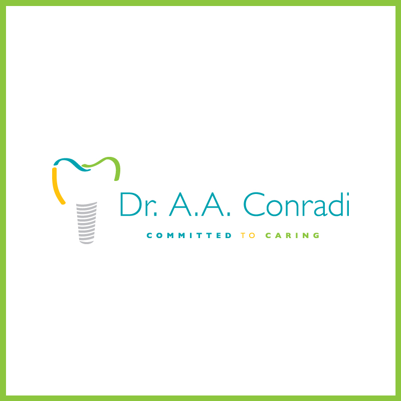 Logo Design by Number-Eight-Design - Entry No. 16 in the Logo Design Contest Unique Logo Design Wanted for Dr. A.A. Conradi.