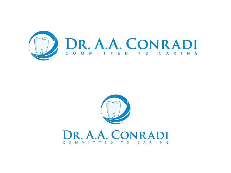 Logo Design by ddamian_dd - Entry No. 18 in the Logo Design Contest Unique Logo Design Wanted for Dr. A.A. Conradi.