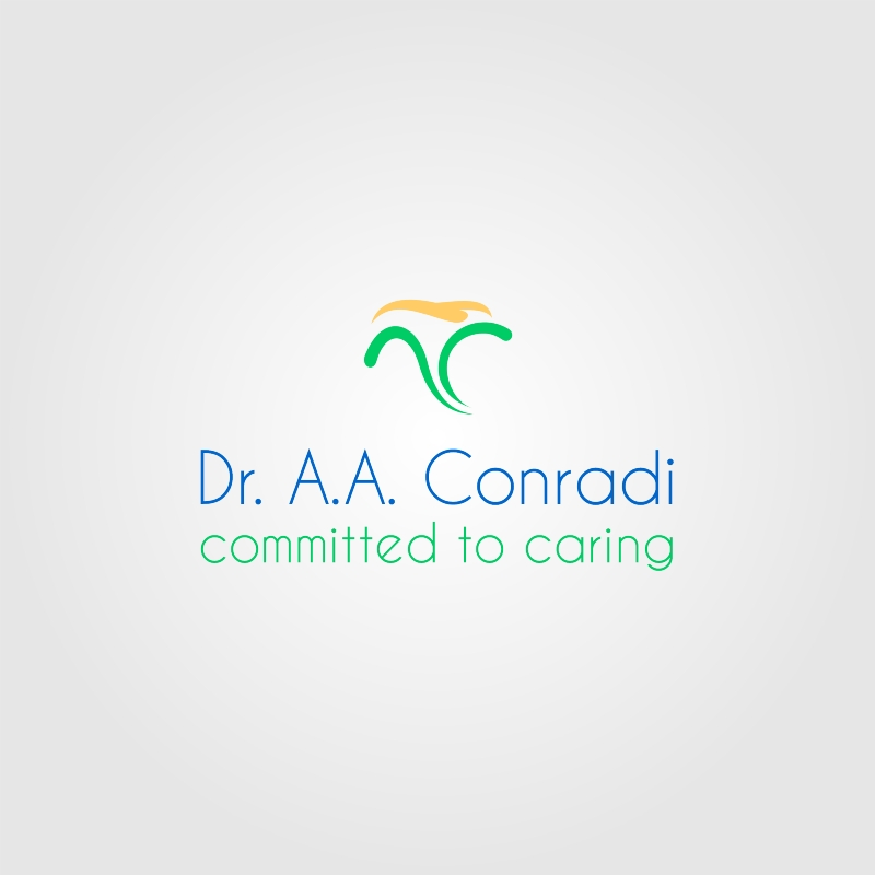 Logo Design by scorpy - Entry No. 21 in the Logo Design Contest Unique Logo Design Wanted for Dr. A.A. Conradi.