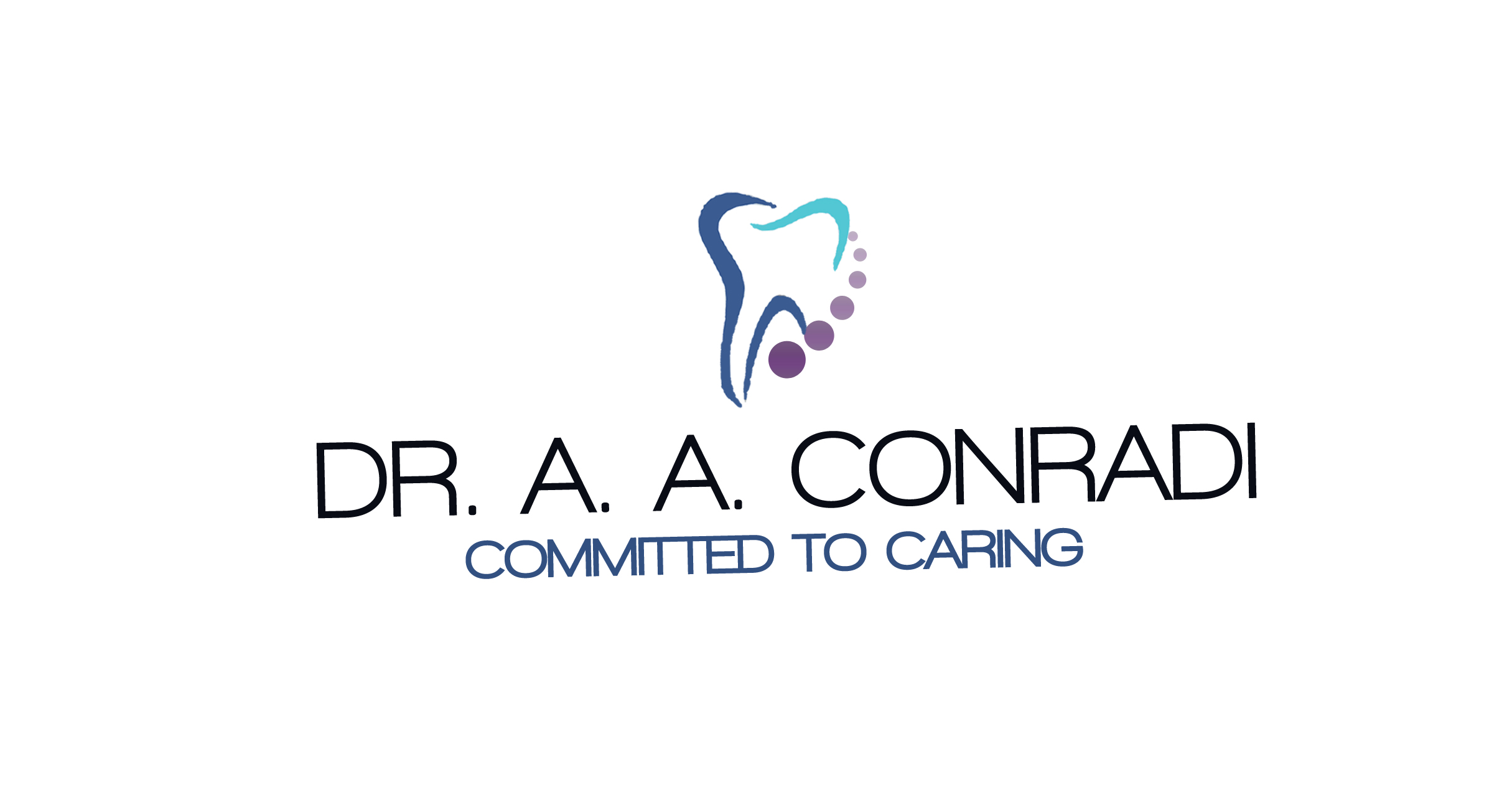 Logo Design by Lama Creative - Entry No. 24 in the Logo Design Contest Unique Logo Design Wanted for Dr. A.A. Conradi.