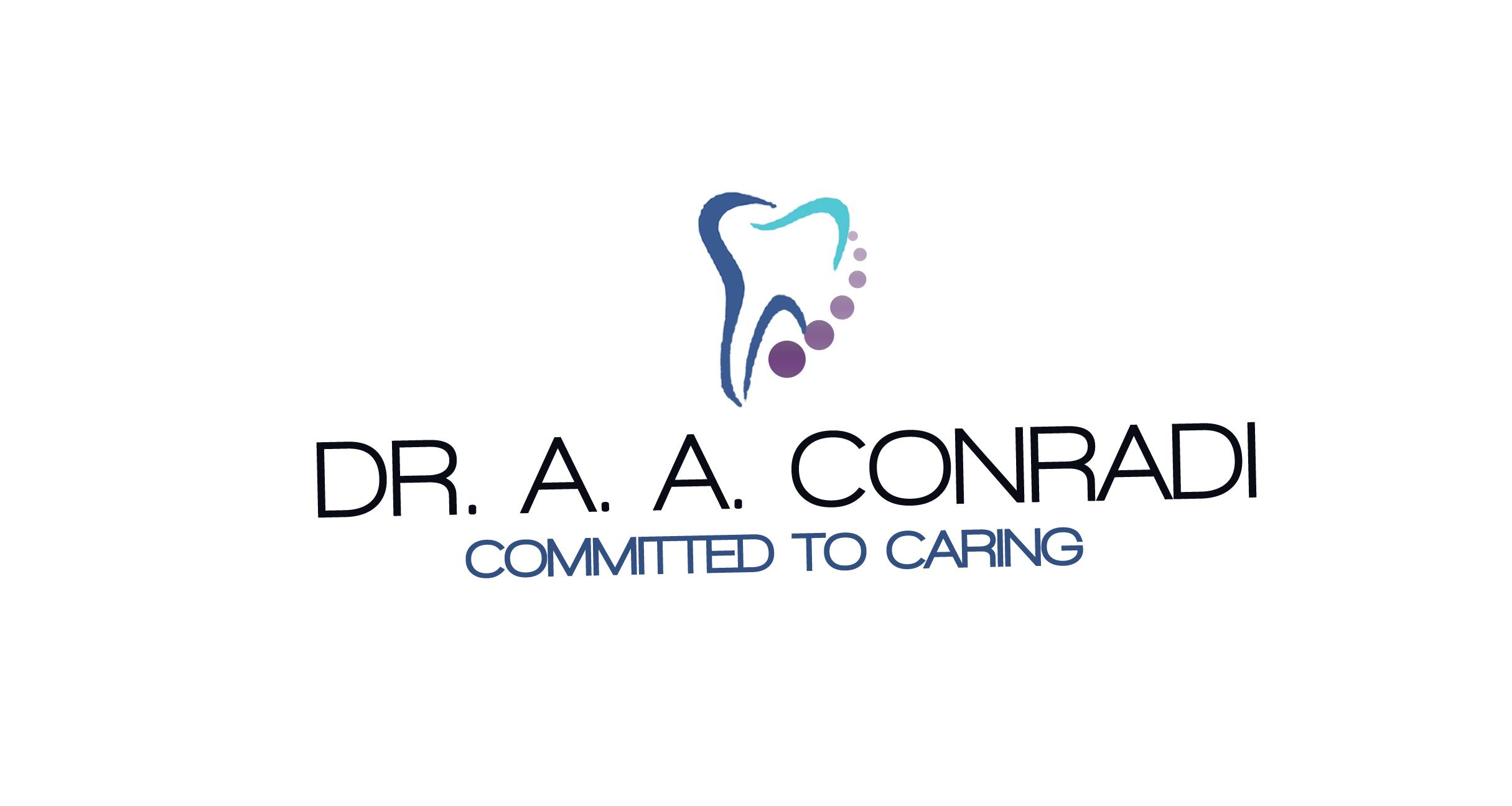 Logo Design by Lama Creative - Entry No. 24 in the Logo Design Contest Unique Logo Design Wanted for Dr. A.A. Conradi.