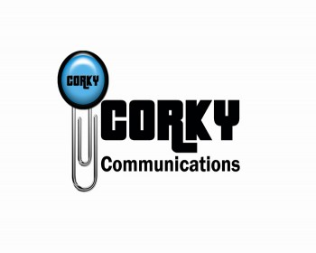 Logo Design by Tishia - Entry No. 16 in the Logo Design Contest Corky Communications.