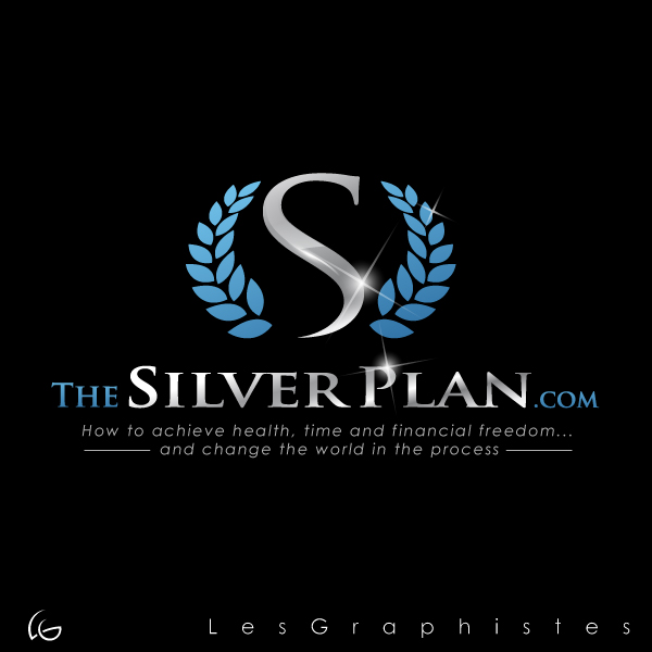 Logo Design by Les-Graphistes - Entry No. 19 in the Logo Design Contest New Logo Design for TheSilverPlan.com.