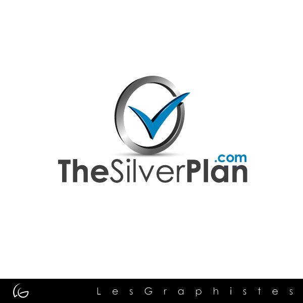 Logo Design by Les-Graphistes - Entry No. 22 in the Logo Design Contest New Logo Design for TheSilverPlan.com.