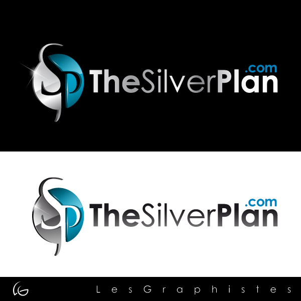 Logo Design by Les-Graphistes - Entry No. 25 in the Logo Design Contest New Logo Design for TheSilverPlan.com.