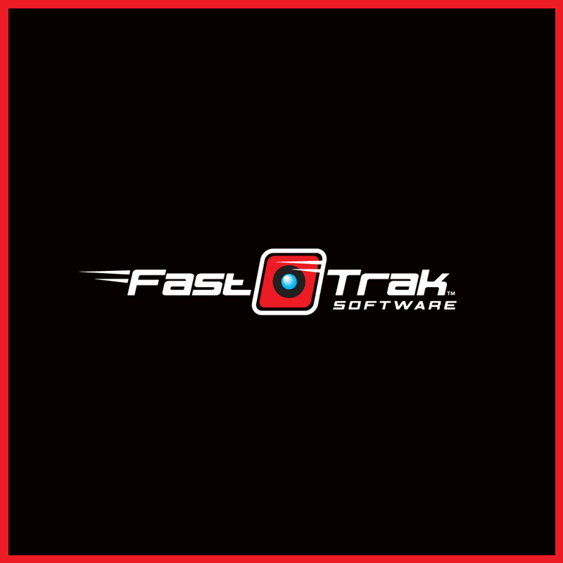 Logo Design by Number-Eight-Design - Entry No. 13 in the Logo Design Contest Fast Trak Software Logo Design.