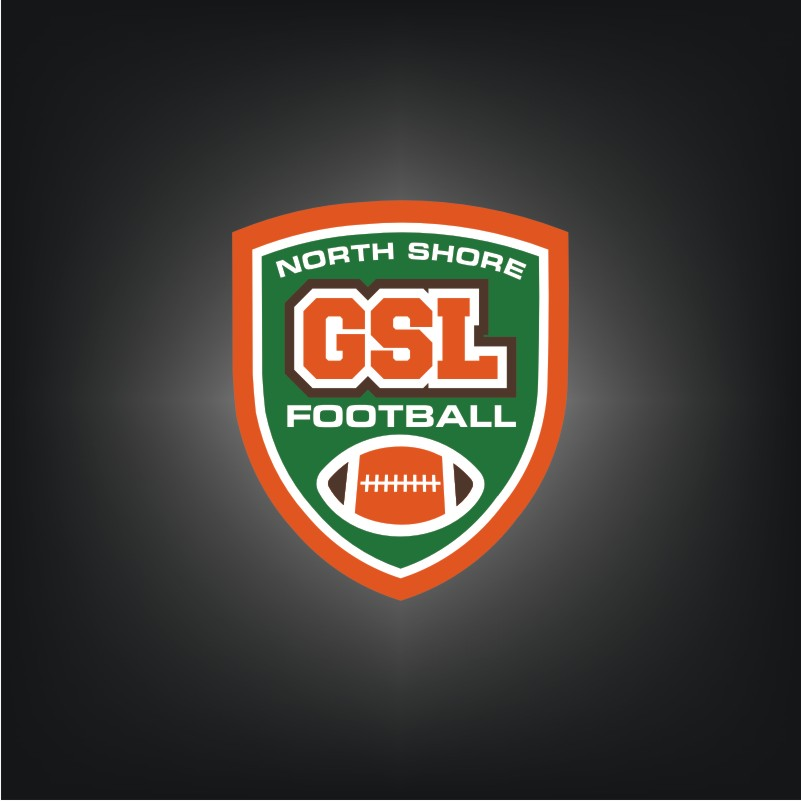 Logo Design by Private User - Entry No. 53 in the Logo Design Contest Unique Logo Design Wanted for GSL Football, also known as North Shore Football.