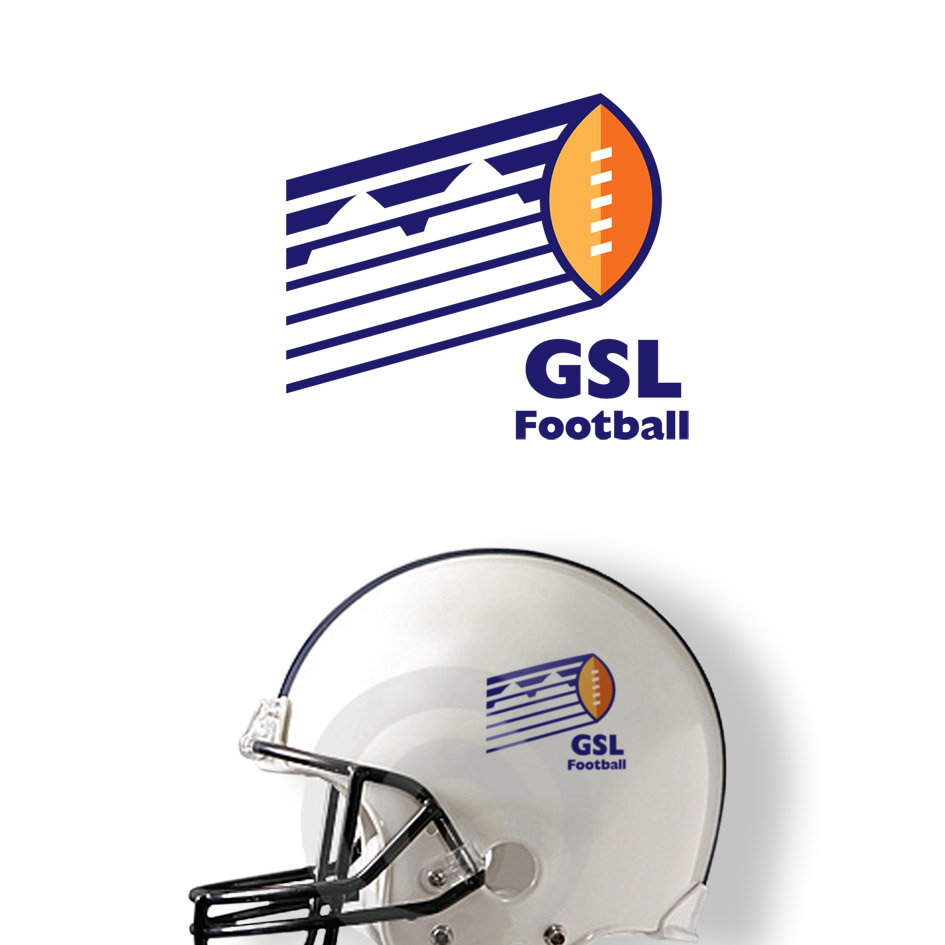 Logo Design by ARTUR PALKA - Entry No. 55 in the Logo Design Contest Unique Logo Design Wanted for GSL Football, also known as North Shore Football.