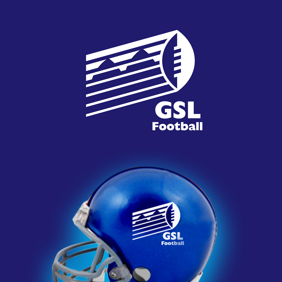 Logo Design by ARTUR PALKA - Entry No. 56 in the Logo Design Contest Unique Logo Design Wanted for GSL Football, also known as North Shore Football.
