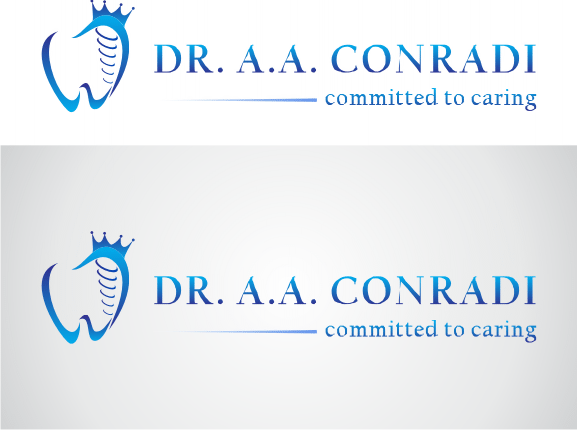 Logo Design by Artbeno Artbeno - Entry No. 38 in the Logo Design Contest Unique Logo Design Wanted for Dr. A.A. Conradi.