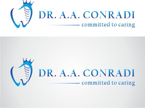 Logo Design by Artbeno Artbeno - Entry No. 38 in the Logo Design Contest Unique Logo Design Wanted for Dr. A.A. Conradi.