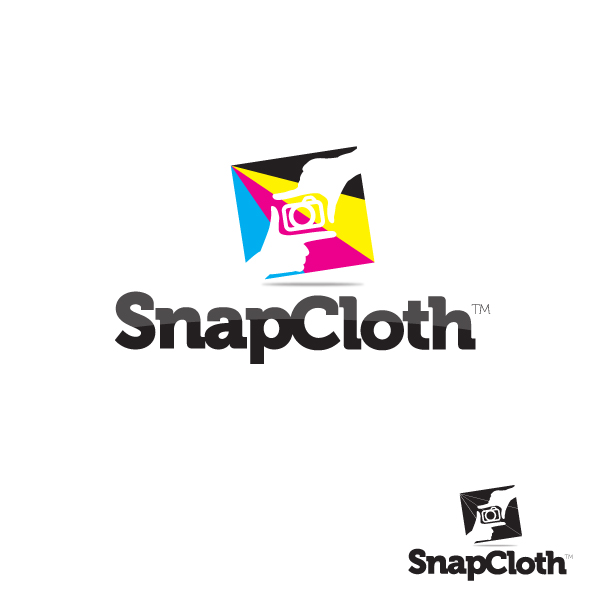 Logo Design by storm - Entry No. 5 in the Logo Design Contest Snapcloth Logo Design.