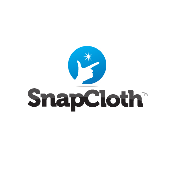 Logo Design by storm - Entry No. 7 in the Logo Design Contest Snapcloth Logo Design.