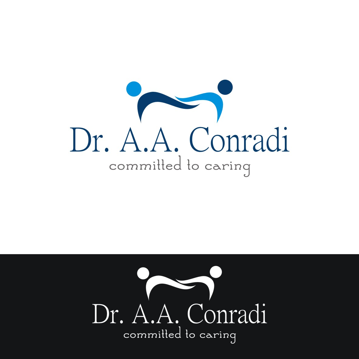 Logo Design by arteo_design - Entry No. 39 in the Logo Design Contest Unique Logo Design Wanted for Dr. A.A. Conradi.