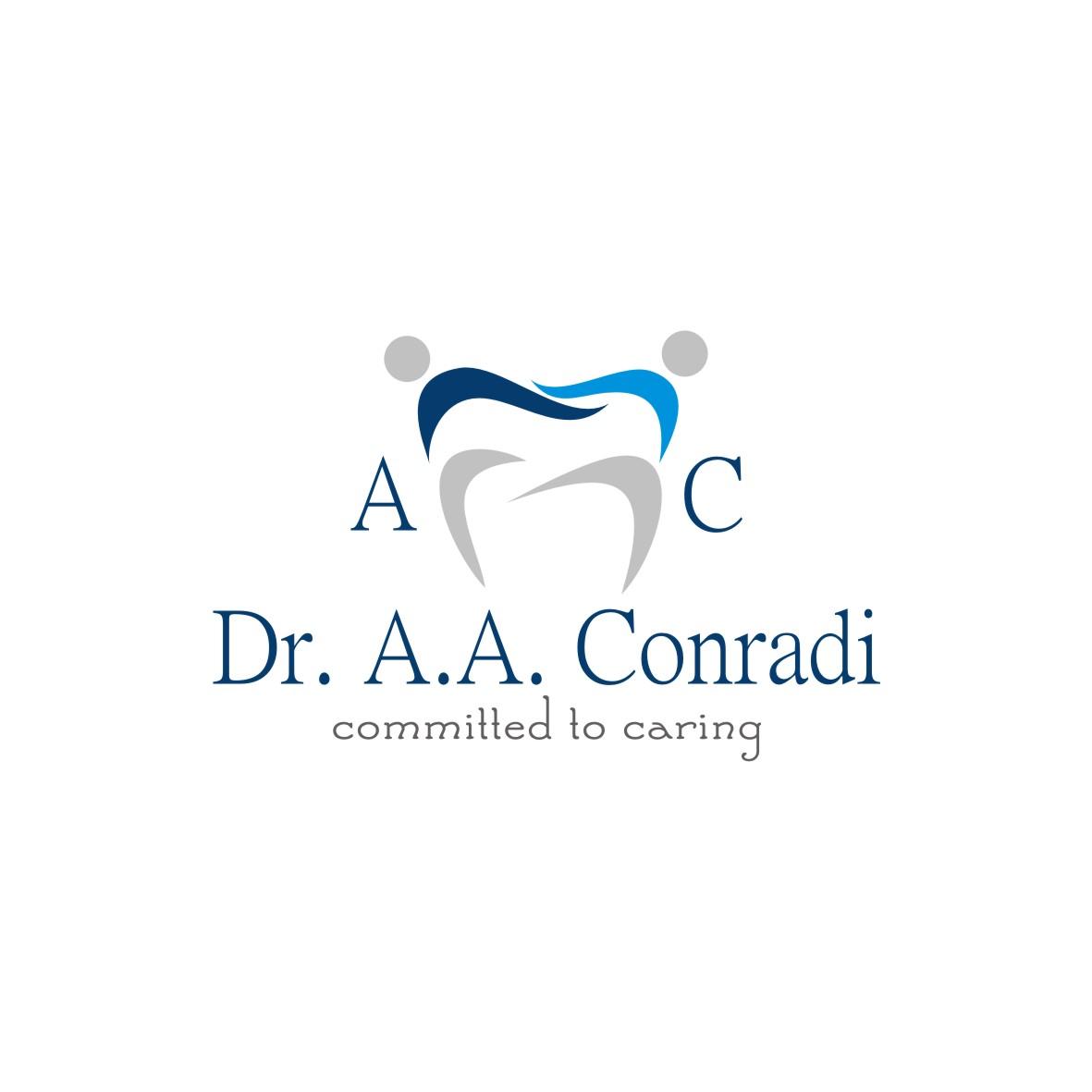 Logo Design by arteo_design - Entry No. 41 in the Logo Design Contest Unique Logo Design Wanted for Dr. A.A. Conradi.