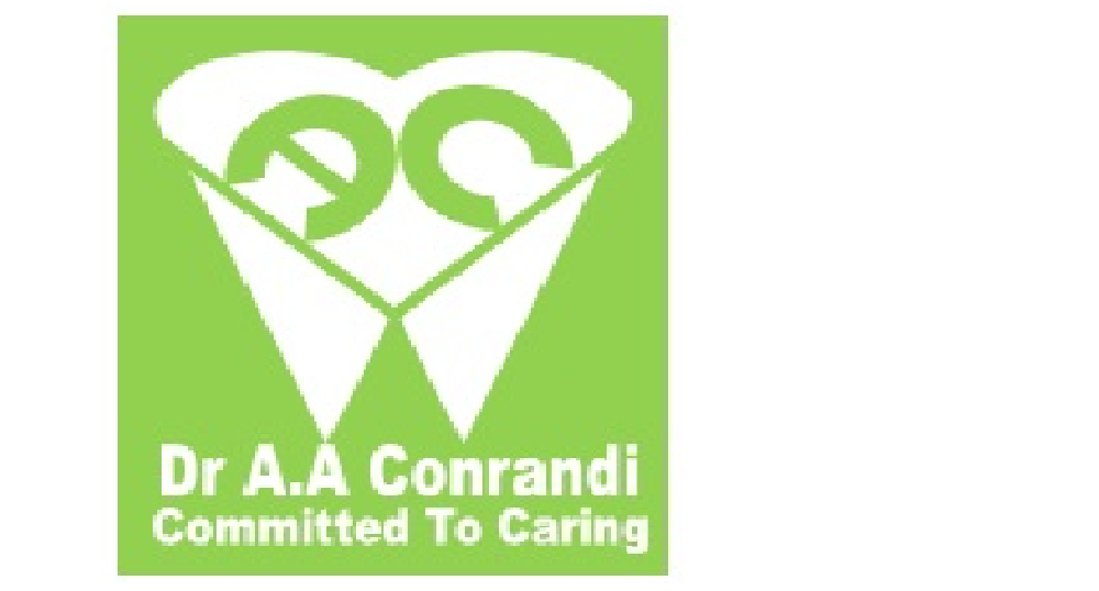 Logo Design by Shakil Mahamoodally - Entry No. 46 in the Logo Design Contest Unique Logo Design Wanted for Dr. A.A. Conradi.