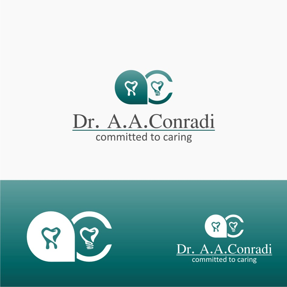 Logo Design by graphicleaf - Entry No. 47 in the Logo Design Contest Unique Logo Design Wanted for Dr. A.A. Conradi.