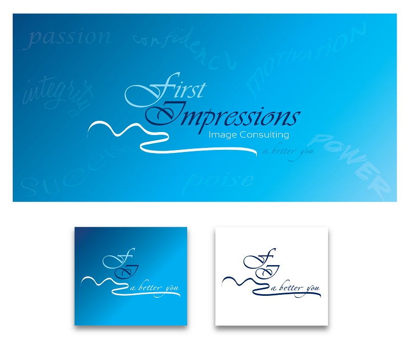Logo Design by kowreck - Entry No. 176 in the Logo Design Contest First Impressions Image Consulting Logo Design.