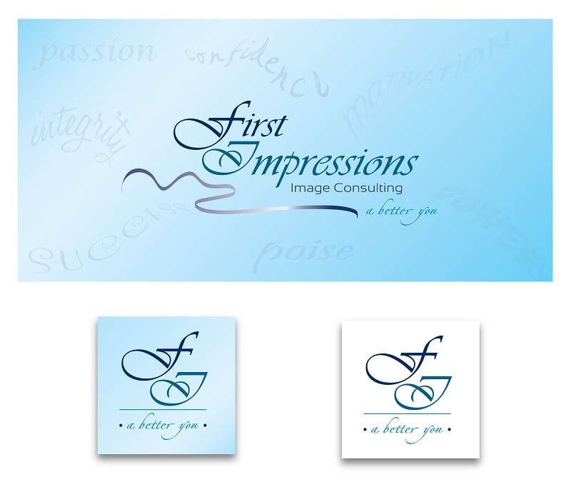Logo Design by kowreck - Entry No. 177 in the Logo Design Contest First Impressions Image Consulting Logo Design.