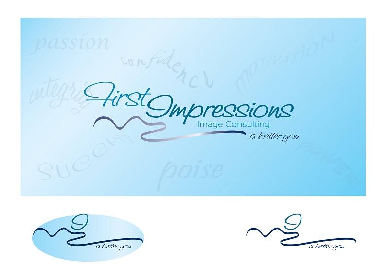 Logo Design by kowreck - Entry No. 180 in the Logo Design Contest First Impressions Image Consulting Logo Design.