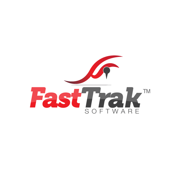 Logo Design by storm - Entry No. 18 in the Logo Design Contest Fast Trak Software Logo Design.
