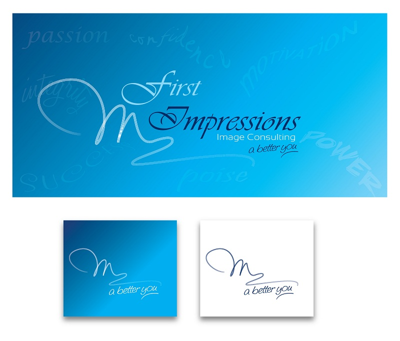 Logo Design by kowreck - Entry No. 183 in the Logo Design Contest First Impressions Image Consulting Logo Design.